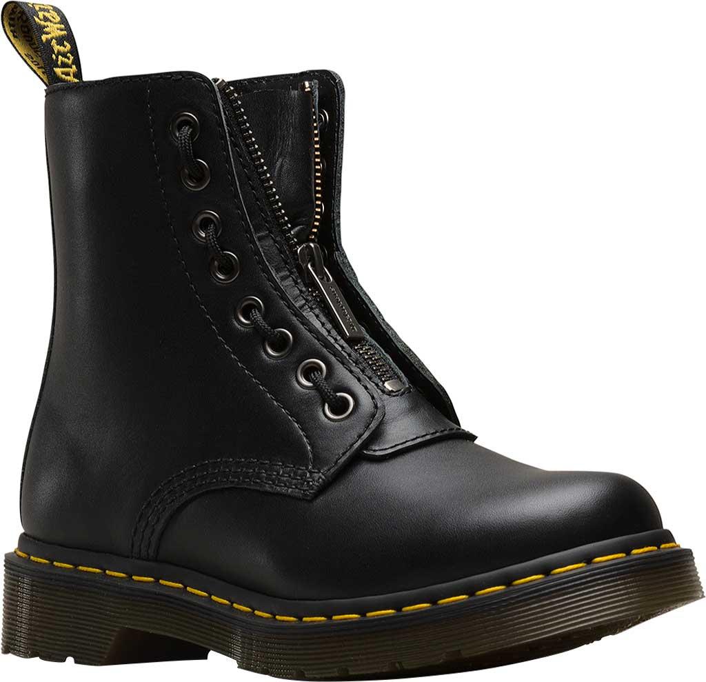 1460 Pascal 前拉链马丁靴