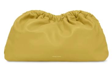 芥末黄云朵包