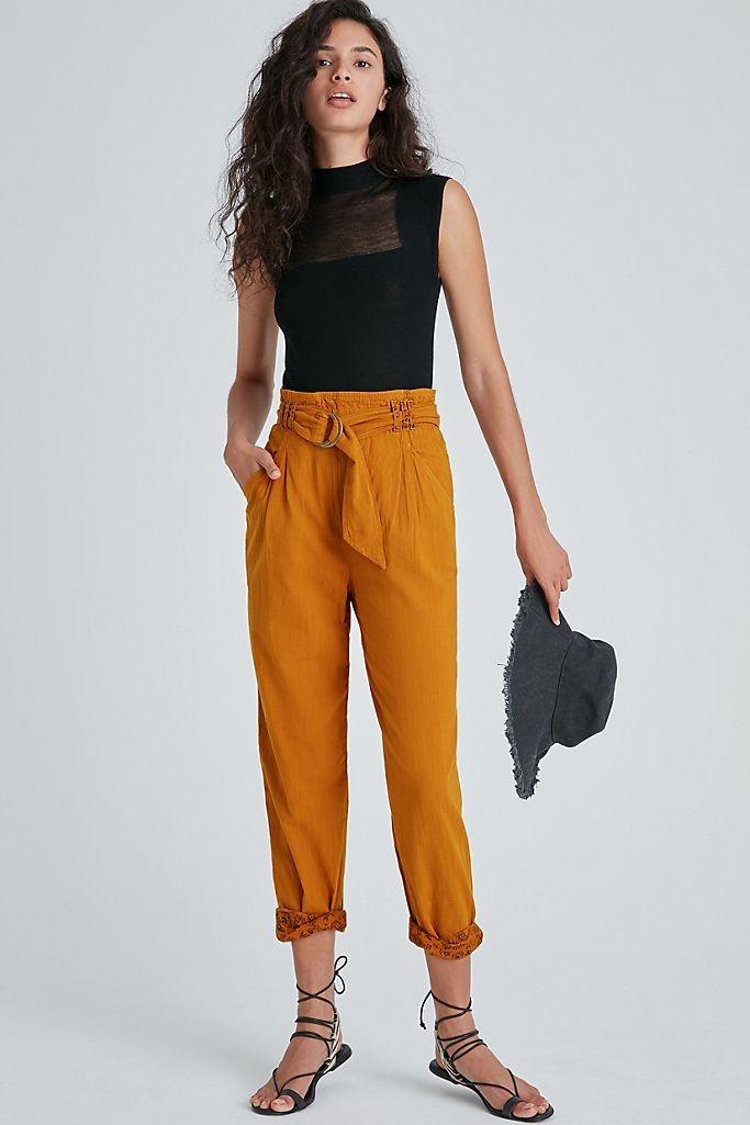 Malin 高腰裤