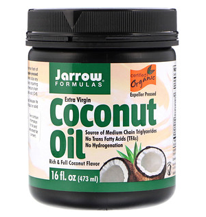 Jarrow Formulas 有机初榨椰子油