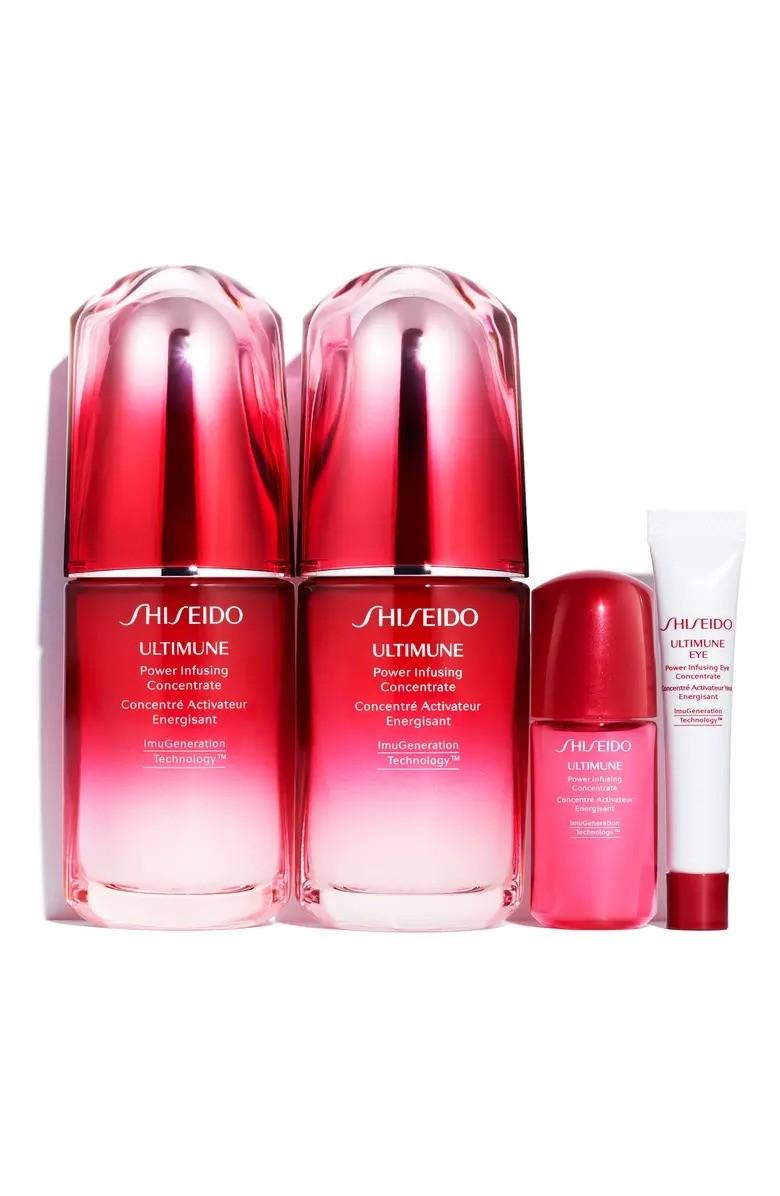 Shiseido 资生堂套装