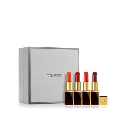 TOM FORD汤姆福特唇膏4色口红套装礼盒 TF口红 3g