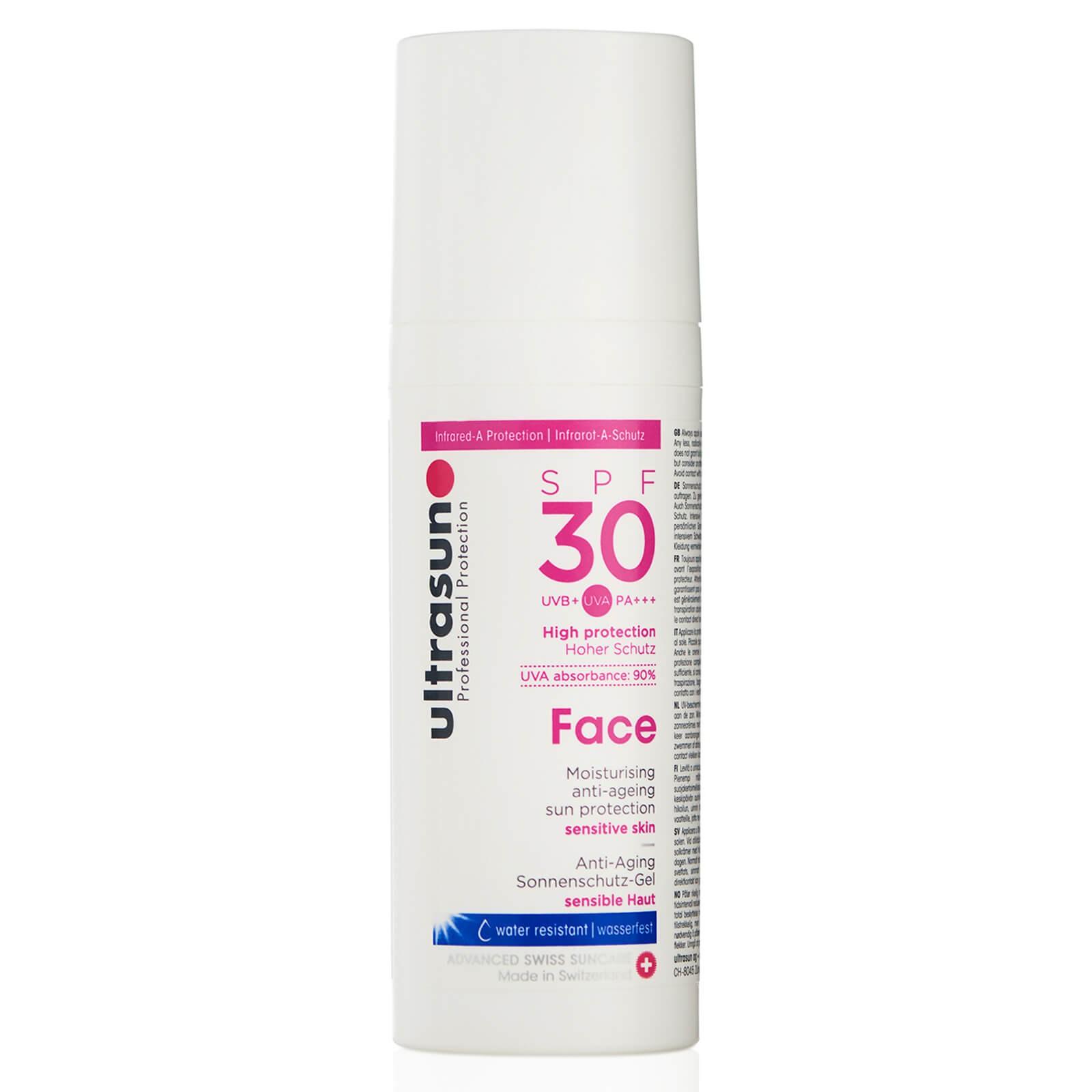 Ultrasun 抗光老化日常防晒霜 SPF30 50ml
