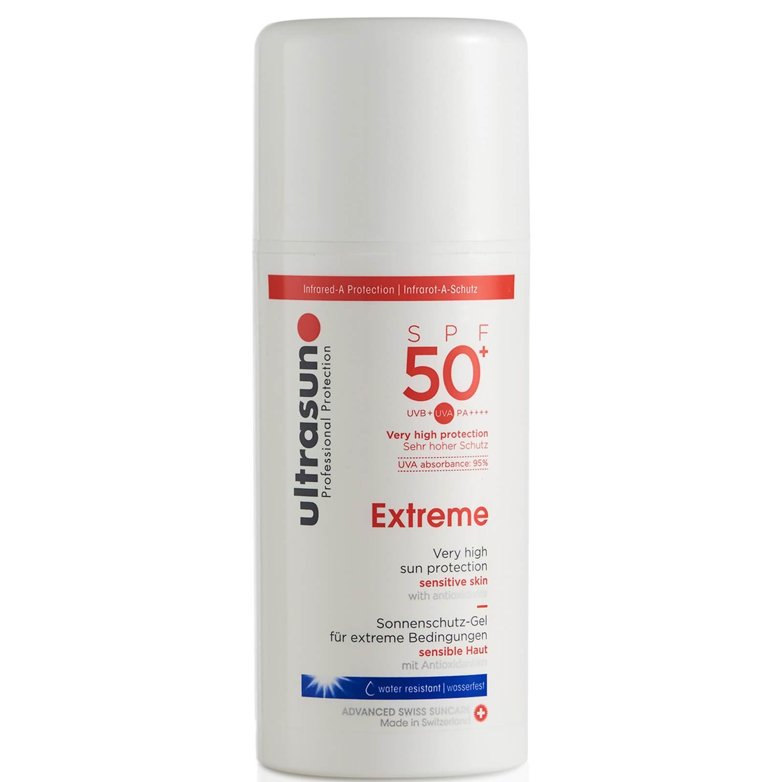 Ultrasun 敏感高倍防晒霜 SPF50+ 100ml