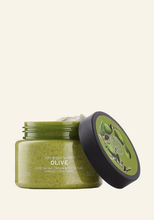 橄榄油身体磨砂膏 250ml