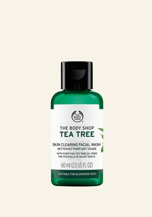 茶树精油洁面 60ml