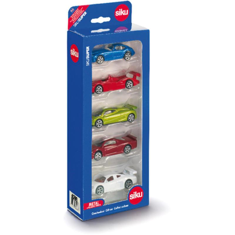 SIKU 仕高 2号合金车模型玩具礼盒装 1套