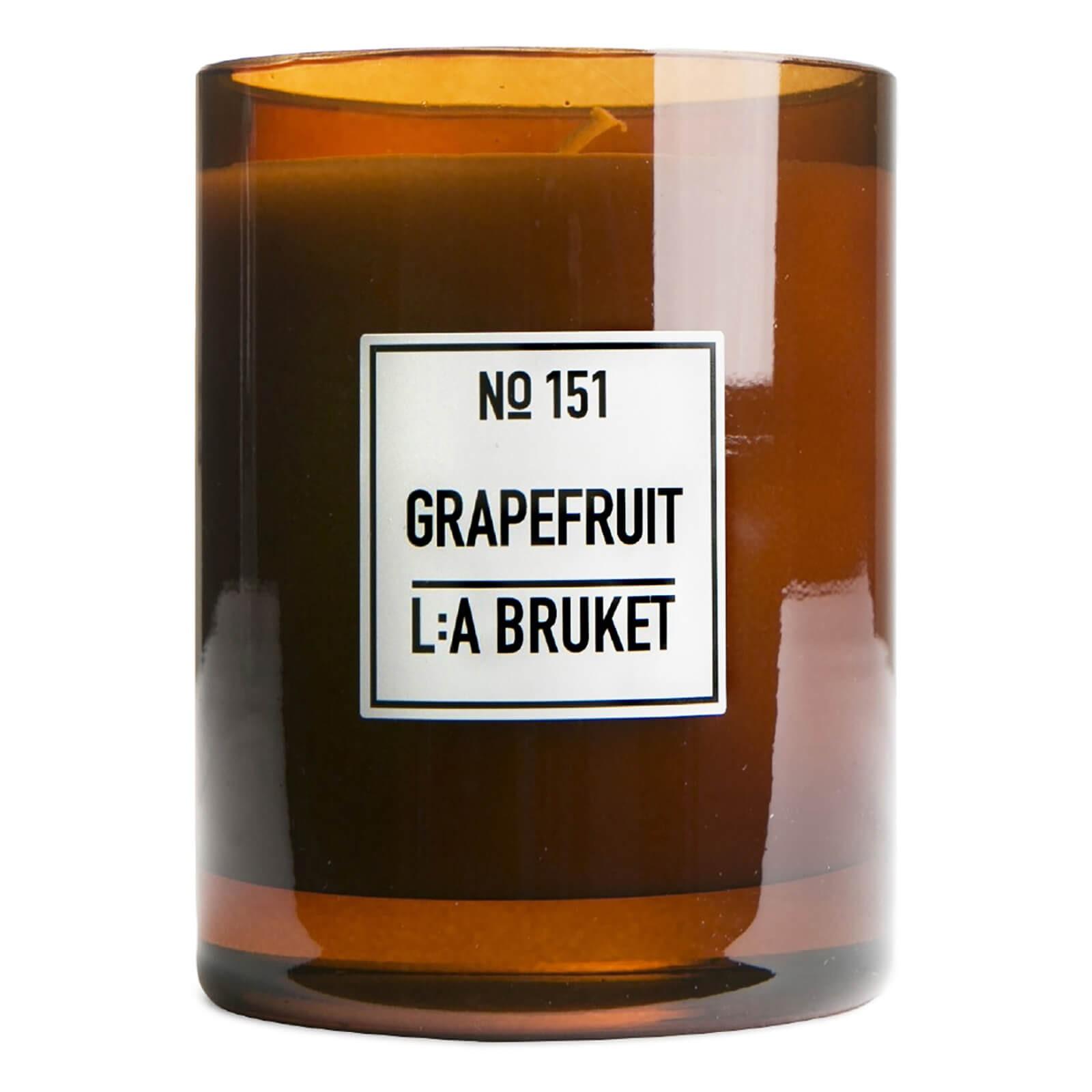 L:A BRUKET 大罐葡萄柚香氛蜡烛 260g