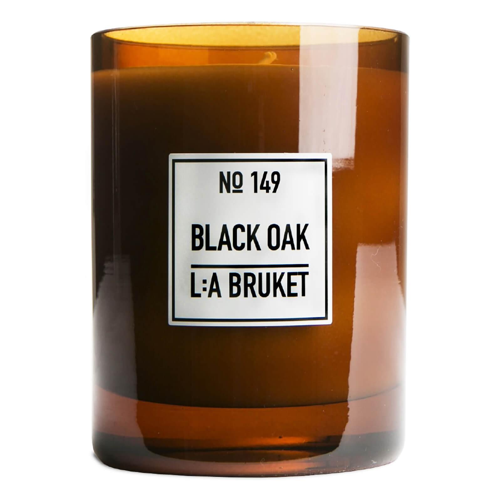 L:A BRUKET 大罐黑橡木香氛蜡烛 260g