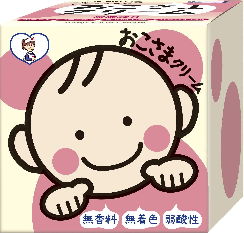 TO-PLAN 儿童面霜保湿霜