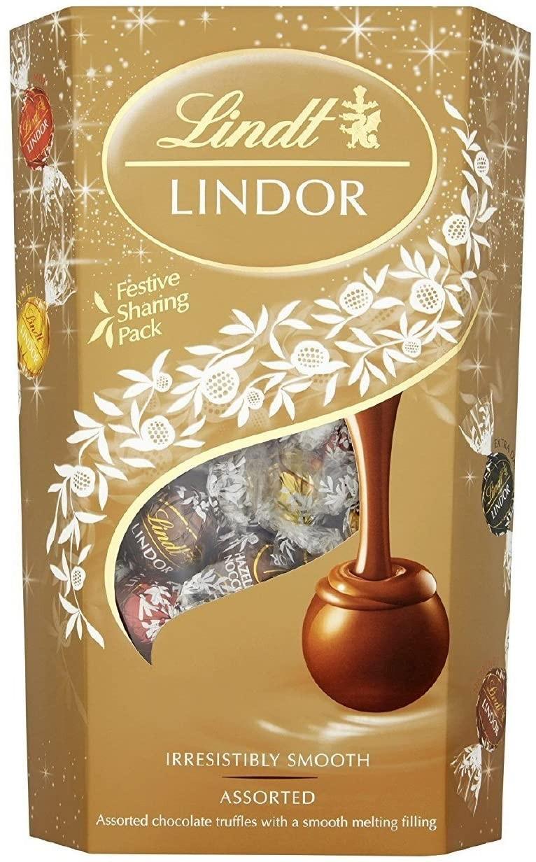 瑞士莲 什锦巧克力松露盒