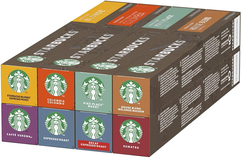 星巴克 Nespresso 咖啡胶囊