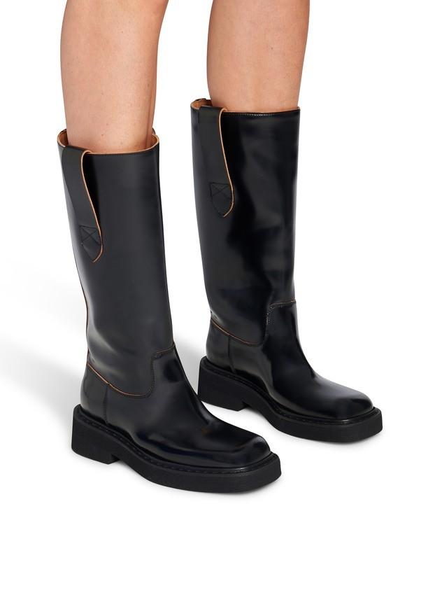 Carniccio 高筒靴