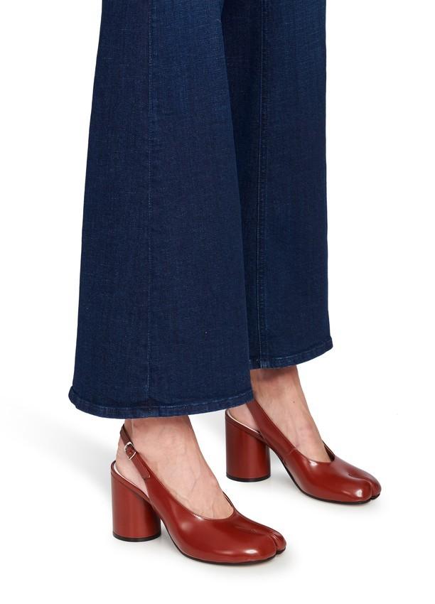 Slingback Tabi 玛丽珍分趾鞋