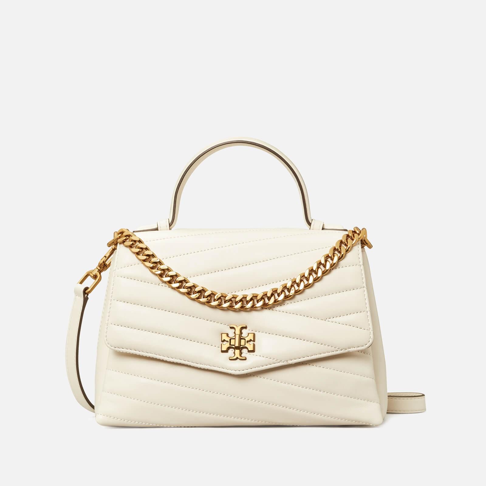 白色链条手提包