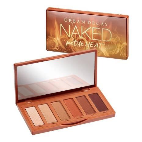Naked Heat mini盘
