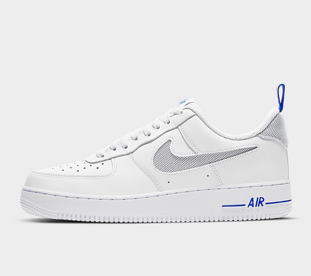 NIKE AIR FORCE 1 '07 LV8 CASUAL SHOES