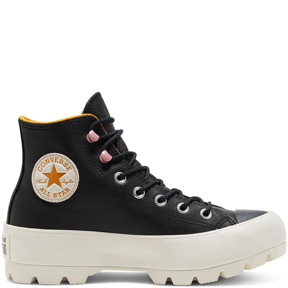 Chuck Taylor All Star Lugged 厚底鞋