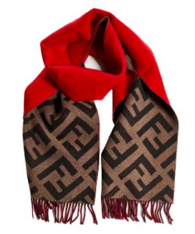 Fendi 围巾