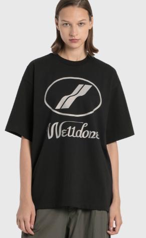 黑色logo短袖