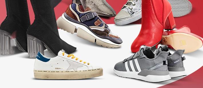 GGDB、Kenzo等鞋履低至4.8折+额外6折