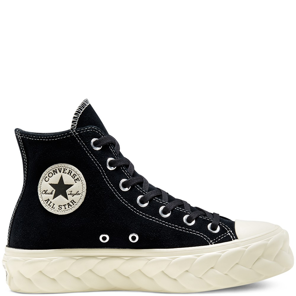 Chuck Taylor All Star Lift Cable 麻花辫底鞋
