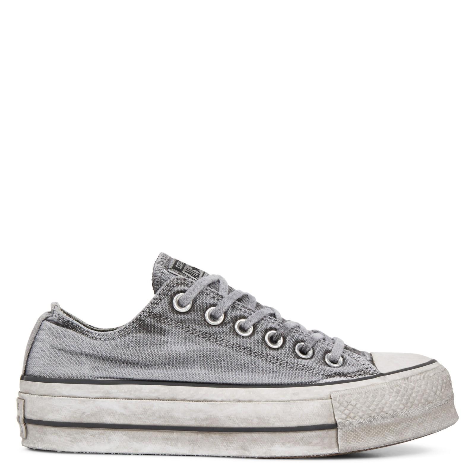 Chuck Taylor All Star Lift Smoked 小脏鞋