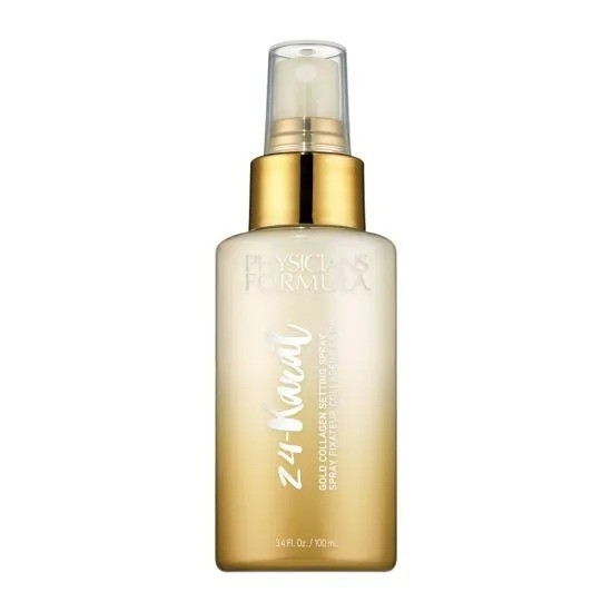 24-Karat Gold系列定妆喷雾