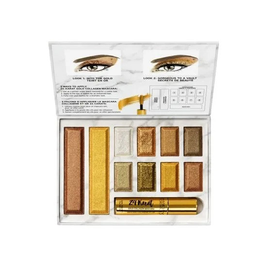 24-Karat Gold系列眼影盘