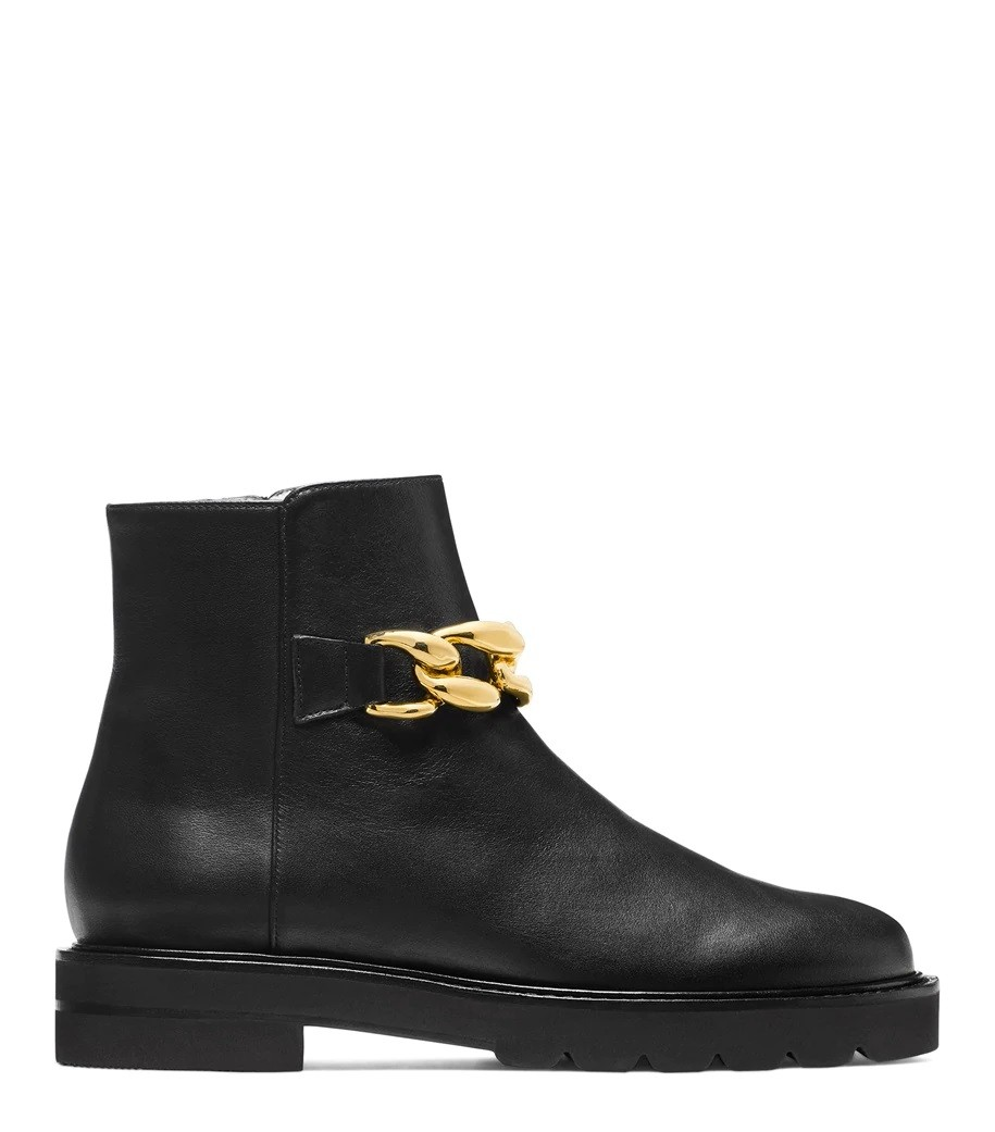 THE CHAIN LIFT BOOTIE BOOT