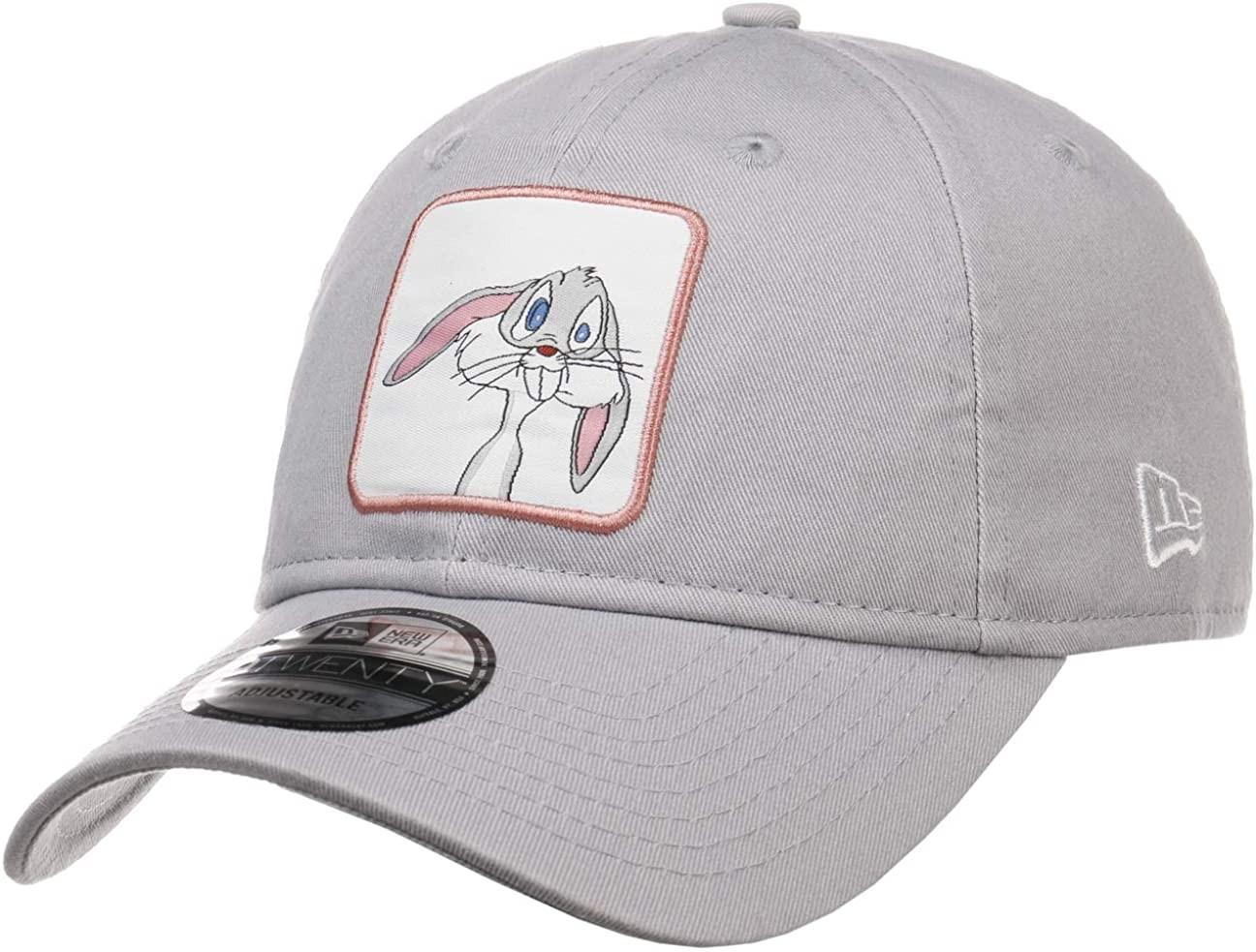 可爱灰色棒球帽