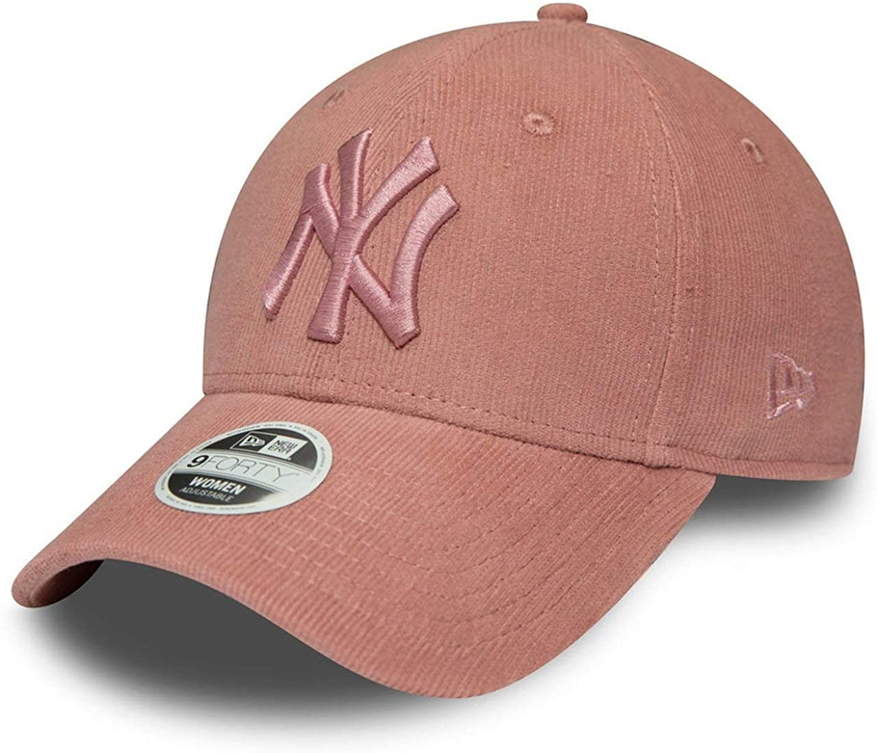 女士灯芯绒棒球帽