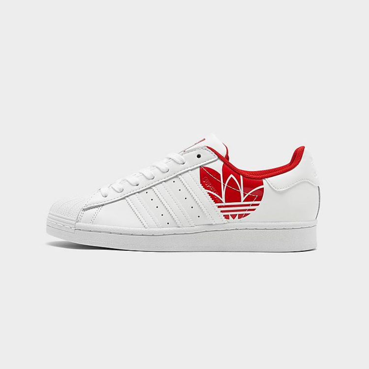 ADIDAS ORIGINALS SUPERSTAR SONIC TREFOIL