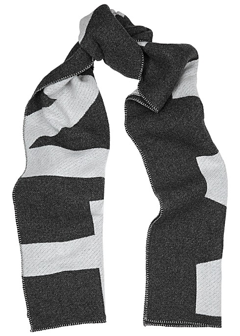 ISABEL MARANT ÉTOILE 羊毛围巾