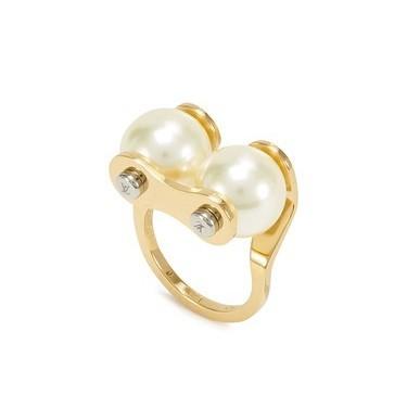 Speedy珍珠戒指