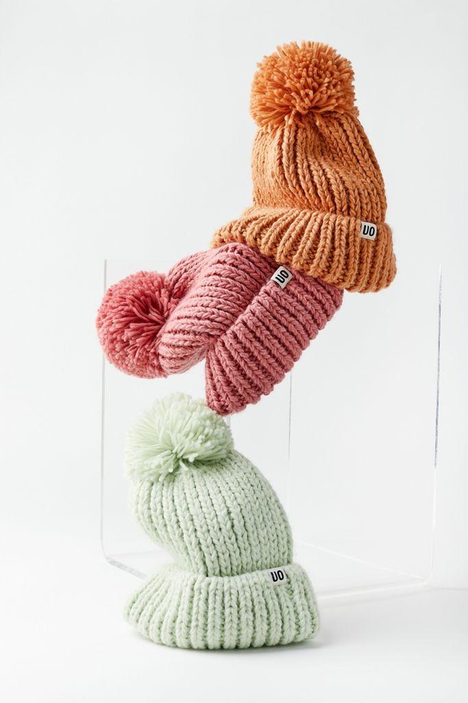 UO毛线帽