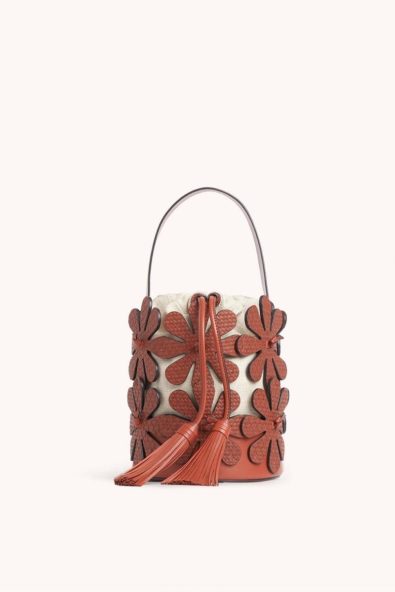 Floral 水桶包