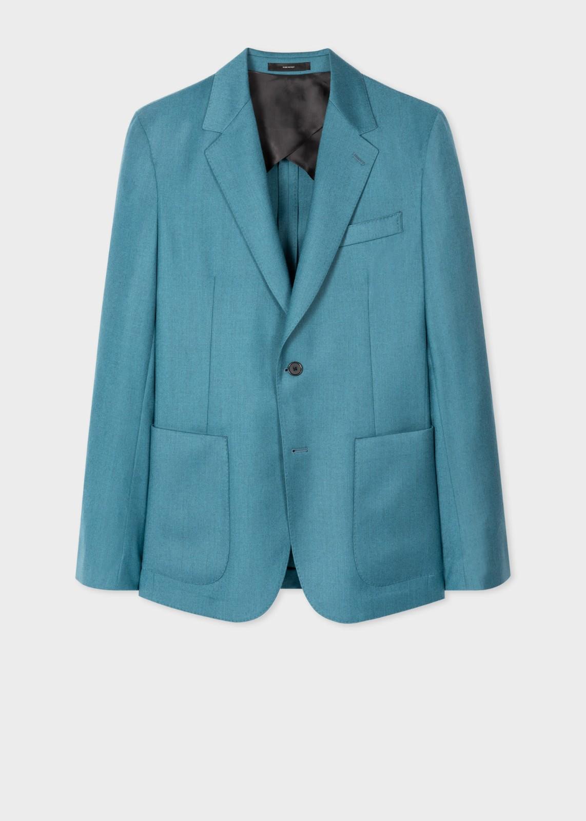 羊绒西服外套