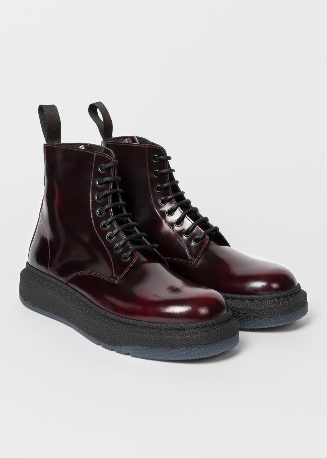 Renzo 勃艮第靴