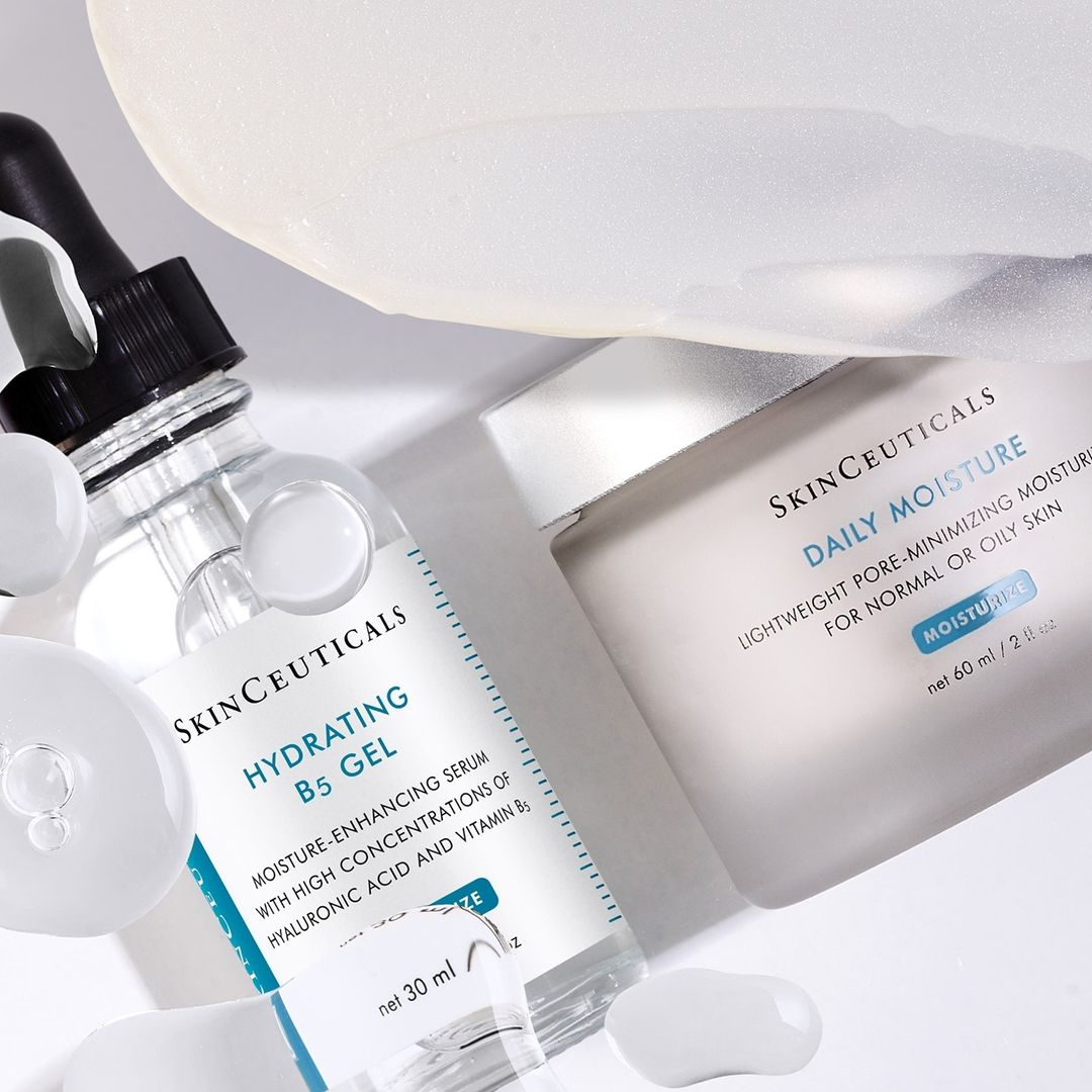 Skinceuticals Section