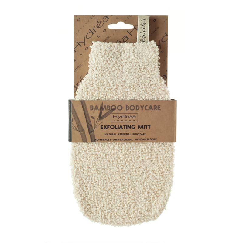 竹纤维温和去角质手套