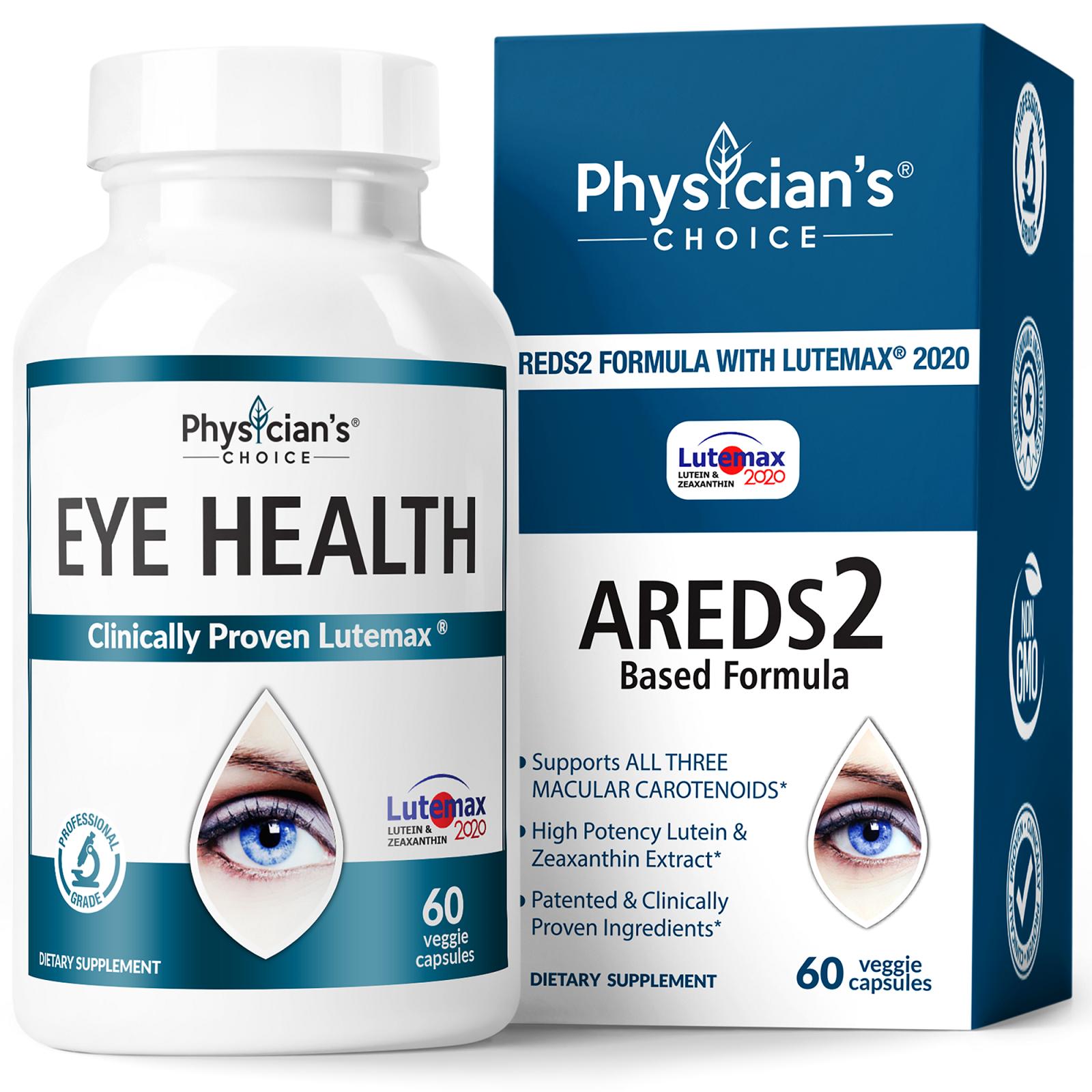 眼睛健康补充