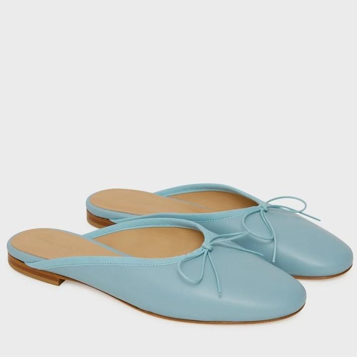 芭蕾穆勒鞋