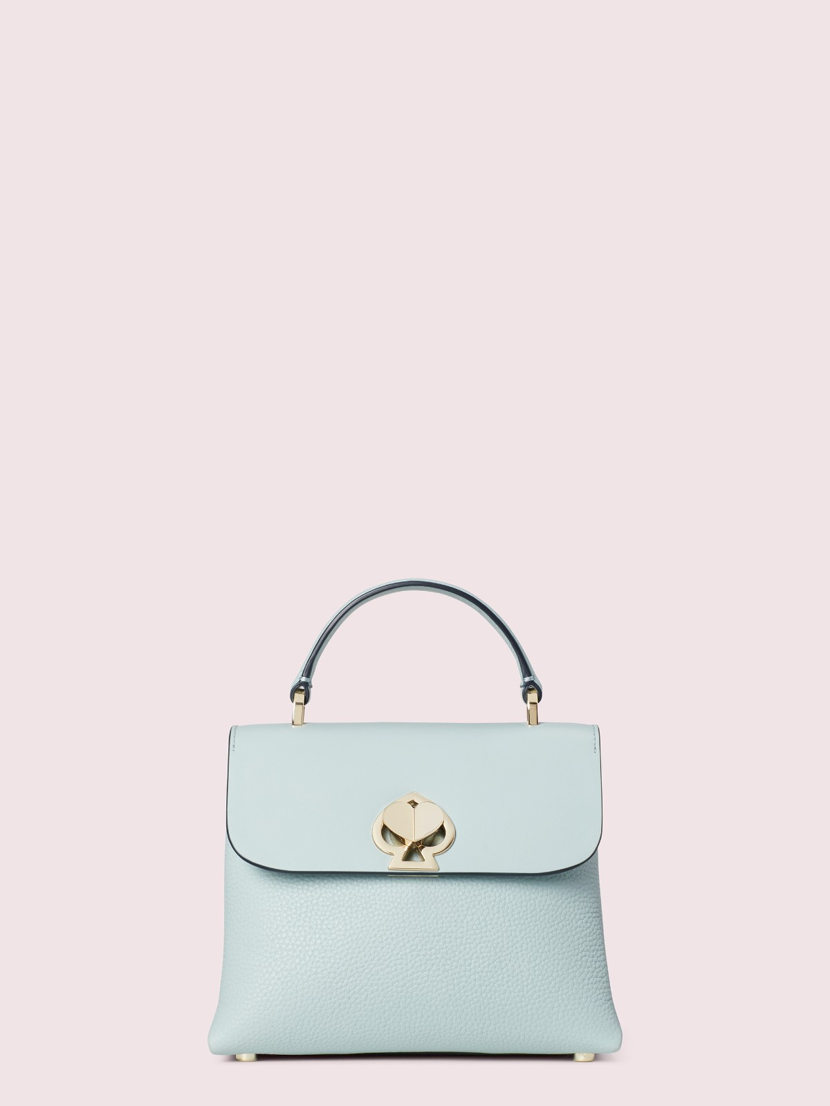 romy mini top-handle satchel