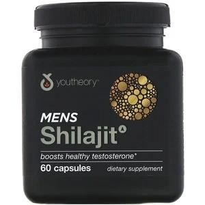 男士Shilajit胶囊 60粒