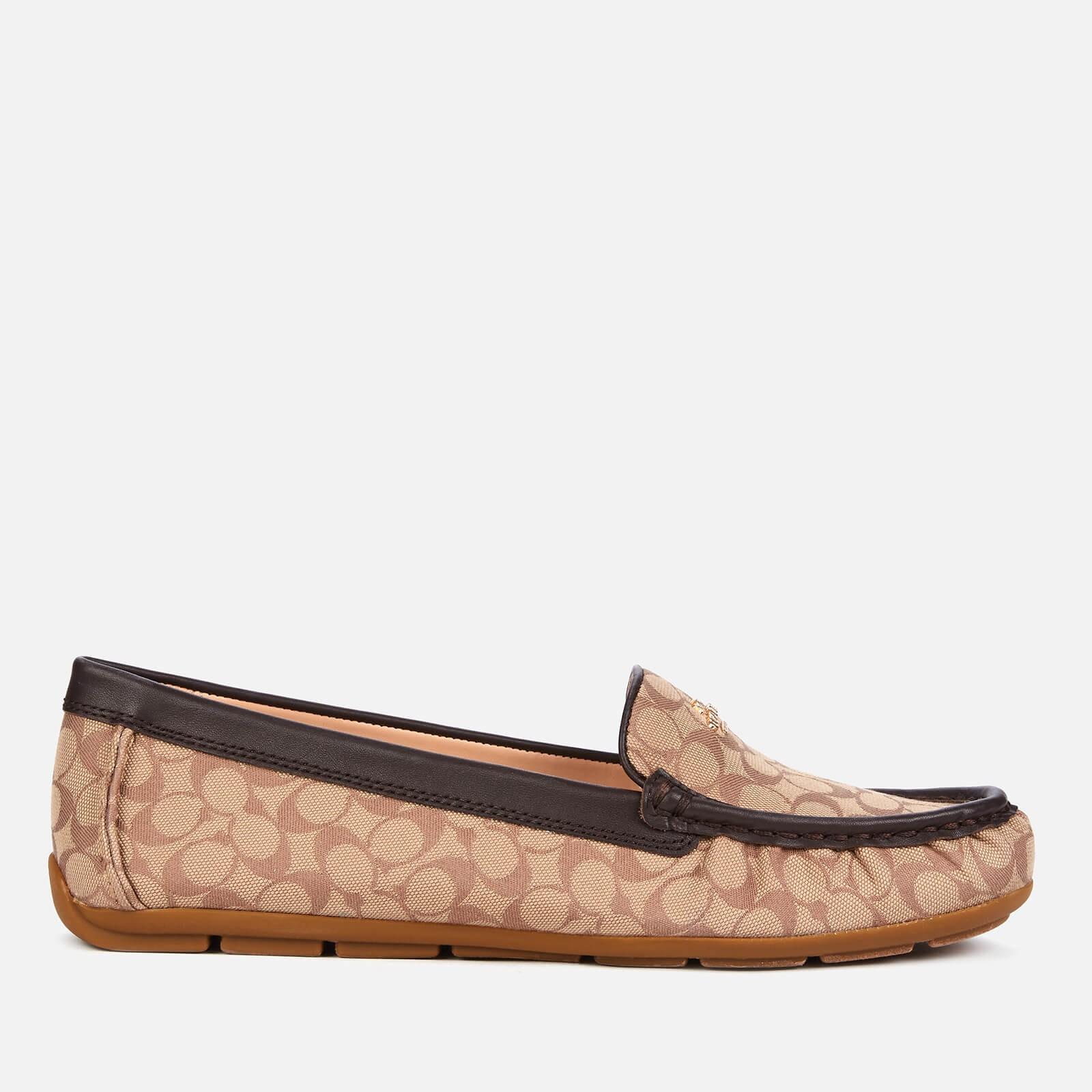 Marley Jacquard 老花船鞋