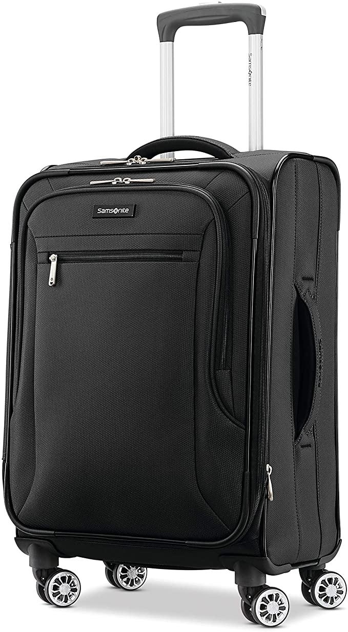 新秀丽 可扩展行李箱
