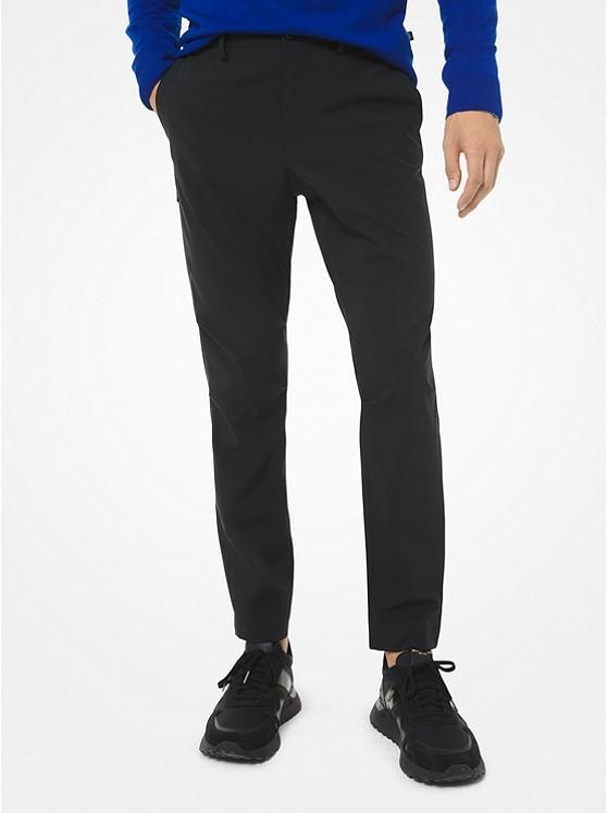 梭织运动裤
