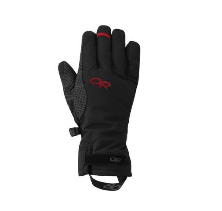 气凝胶疏水保暖手套