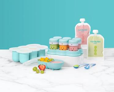 Baby & Toddler Meal Prep Kit